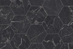 Nero Marquine Hexagon Grey