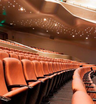 moqueta de pared ignífuga hidra 21, moqueta de pared para cines, teatros, etc