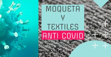 tratamiento anti covid para moqueta y todo tipo de textiles